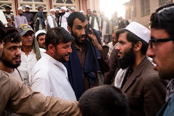 ظهیر احمد زندانی، عضو کاروان صلح هلمند