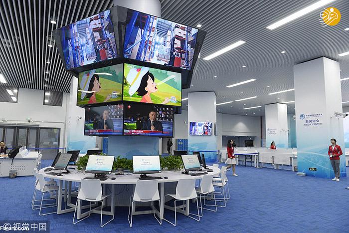 چین از کالاهای جهانی در «نمایشگاه واردات» استقبال میکند