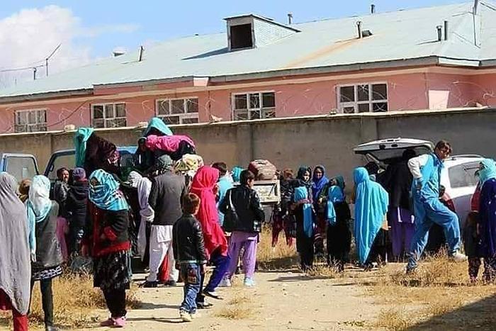 آوارگان جنگهای ارزگان، مالستان و جاغوری به کمکهای فوری ضرورت دارند