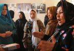 برای موفقیت روند صلح، زنان باید در آن نقش فعال داشته باشند