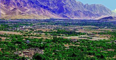 در ششمین روز حملهی طالبان بر جاغوری؛ هزاران آوارهیی که نمیدانند کجا بروند