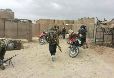 دست بالای طالبان در جنگ فراه؛ از سقوط پاسگاهها تا افزایش تلفات نیروهای دولتی