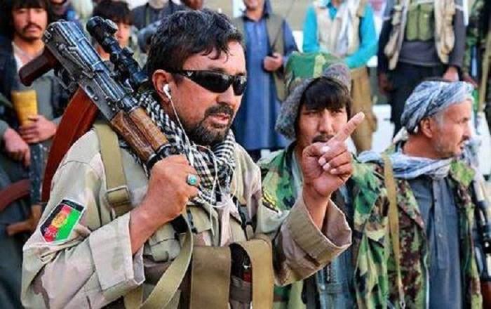 بازداشت قومندان شمشیر در کابل؛ معترضان خواهان رهایی علیپور شدند