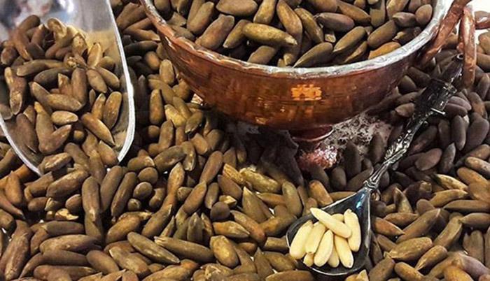 جلغوزهی افغانستان در سطح جهان از خوشنامترین و باکیفتترین جلغوزهها به شمار میرود