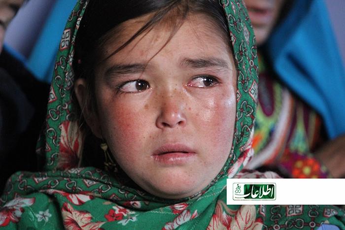 دختر سخیداد که در فراق پدر گریه امانش نمیداد.