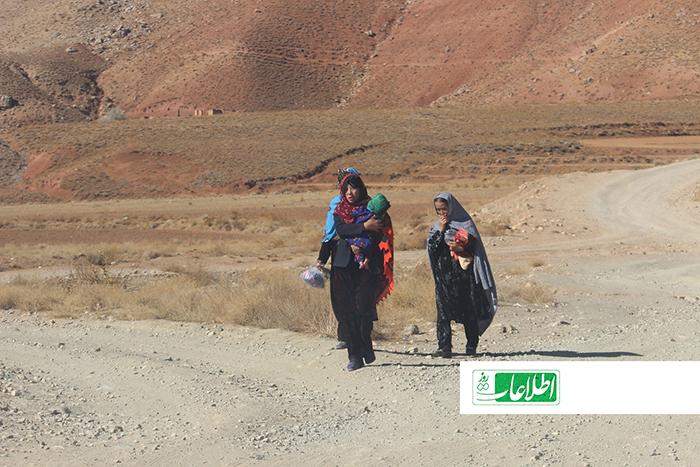 شماری از آوارگان ارزگان خاص از ترس حملهی طالبان بر منطقهی شیرداغ، از این منطقه به سمت ولسوالی جاغوری و مرکز ولسوالی مالستان آواره شدند.