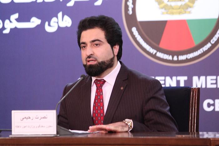 نصرت رحیمی، معاون سخنگوی وزارت داخله