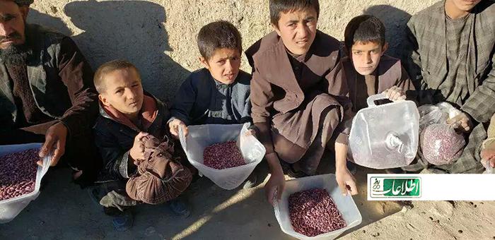گرسنگی در محاصرهی طالبان؛ ساکنان روستای سرحوض فاریاب گوشت اسپ میخورند