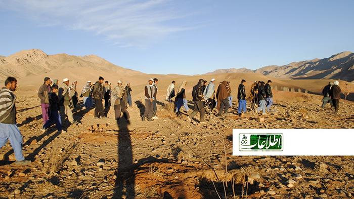 حملهی طالبان بر ولسوالیهای ارزگان خاص، جاغوری مالستان هزارها خانوادهها را آواره کرده