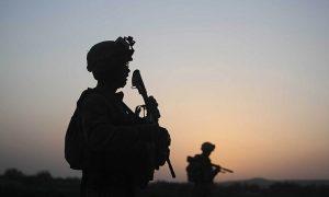 کشمکش بر سر افغانستان