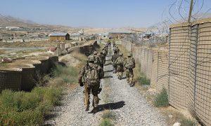 چرا امریکا باید سربازانش را در افغانستان نگه دارد؟