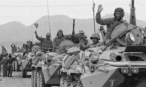 حقیقتِ جنگ شوروی در افغانستان؛ ترمپ در باغ نیست