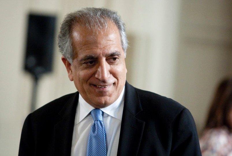زلمی خلیلزاد، نماینده ویژه امریکا برای صلح افغانستان