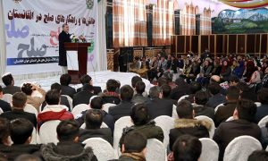 اعلام پیششرط در مذاکرات صلح توسط حکومت؛ تلاش برای خروج از انزوا