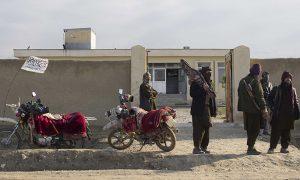 36 ساعت با طالبان