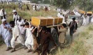 افزایش بیپیشنهی تلفات غیرنظامیان در سال 2018؛ حدود 11 هزار نفر در افغانستان کشته و زخمی شدهاند