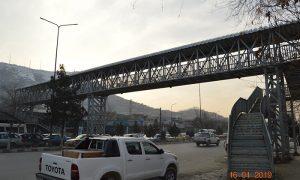 پلهای هوایی پیادهرو؛ آهنپارههایی که فقط فضا را اشغال کرده است