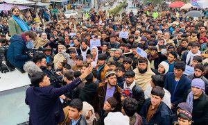 کاروان صلح هلمند؛ از راهاندازی گردهمایی بزرگ تا وعدهی ملاقات با نمایندگان سیاسی طالبان
