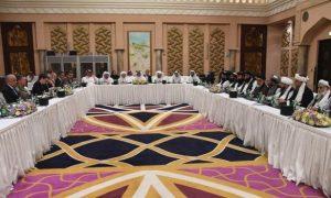 خلیلزاد و طالبان روی پیشنویس خروج نیروهای خارجی از افغانستان و مبارزه با تروریزم توافق کردند