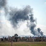 آخرین روزهای «خلافت» در جهنمی از دود و آتش