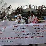 «نقابپوشان خونخوار» زشتیهای جنگ را در جادههای کابل نمایش دادند