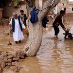 سیلابهای ویرانگر در 5 ولایت 32 کشته و 29 زخمی برجای گذاشته است
