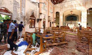 پشت پردهی حملات تروریستی در سریلانکا
