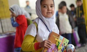 «هر کودک یک کتاب»؛ کارزاری برای روشنایی افغانستان