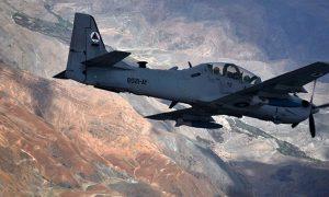 ۱۱ جنگجوی طالبان در حملهی هوایی نیروهای ائتلاف در پکتیا کشته شدند