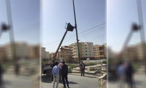 سرگذشت یک پایهی برق در دولت افغانستان