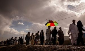 روایت سفر صلحخواهان هلمندی در قلب قلمرو طالبان