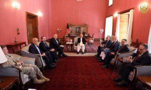 وزیر خارجه امریکا: میخواهیم با طالبان پیش از برگزاری انتخابات ریاست جمهوری به توافق برسیم