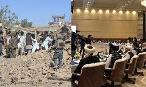 «نقض قطعنامهی دوحه»؛ طالبان و دولت افغانستان یکدیگر را به عهدشکنی متهم میکنند