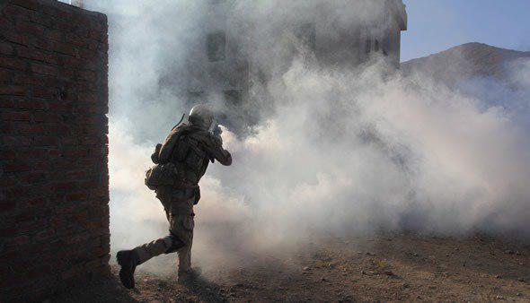 ده جنگجو به شمول مسئول جلب و جذب طالبان برای لوگر کشته شدند