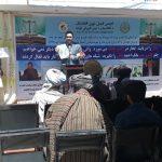 اعتراض باشندگان تخار به بیکفایتی مقامهای محلی: امنیت را گرفته نمیتوانید، کنار بروید