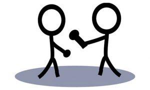 گفتوگو در وزیراکبرخان   طنز