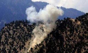 راکتپراکنی نظامیان پاکستانی بر بخشهایی از ولایت کنر