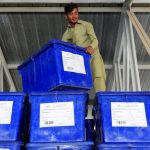 3 روز تا ششم میزان؛ مواد حساس انتخاباتی تنها به 160 ولسوالی رسیده است