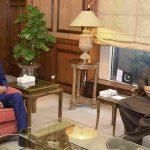 نقش پاکستان در مذاکرات صلح