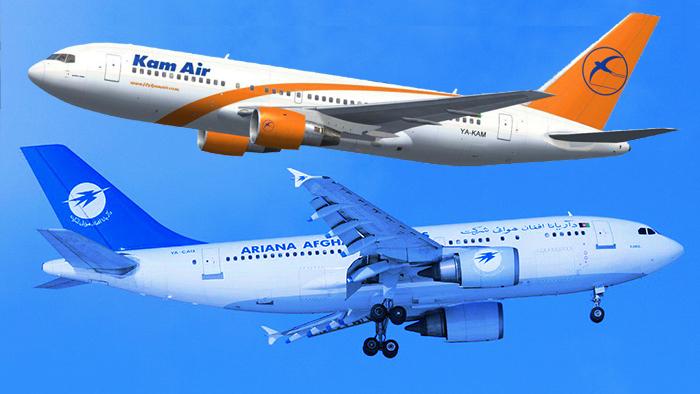 «آسمان باز» و پرواز چهارم «فلای دبی» به افغانستان؛ آیا شرکتهای هوایی داخلی ورشکست میشوند؟