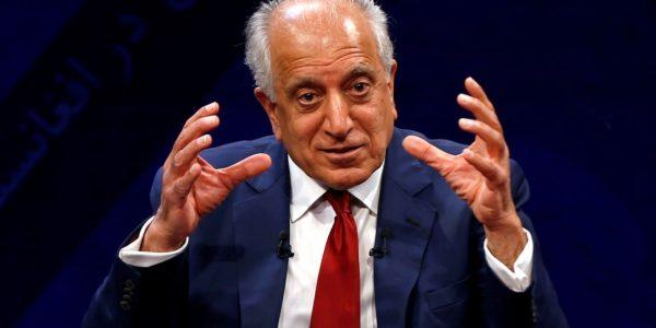 زلمی خلیلزاد، نمایندهی ویژهی وزارت خارجهی امریکا برای صلح افغانستان