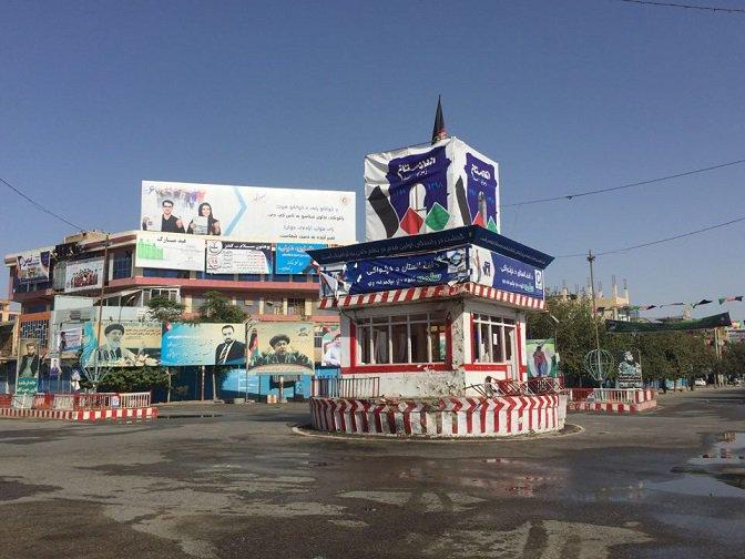چهار نیروی امنیتی در حملات طالبان در قندوز کشته شدند