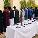 تبهکاری در هرات؛ در 7 ماه دستکم دوهزار مظنون بازداشت شدهاند