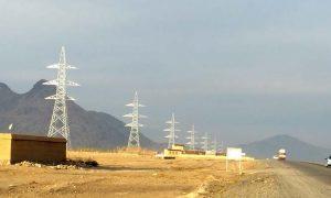 بهدلیل «جنگ و طمع» لین برق غزنی امسال 97 بار قطع شده است