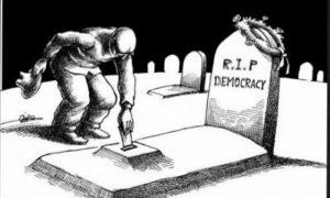 مقاله تکاندهنده که پایان دموکراسی را پیشبینی میکند
