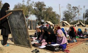 ساکنان 20 ولایت به ارزش بیش از 662 میلیون افغانی به معارف کمک کردهاند