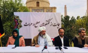 «مذاکرات صلح بینالافغانی در پایتخت فرهنگی افغانستان برگزار شود»