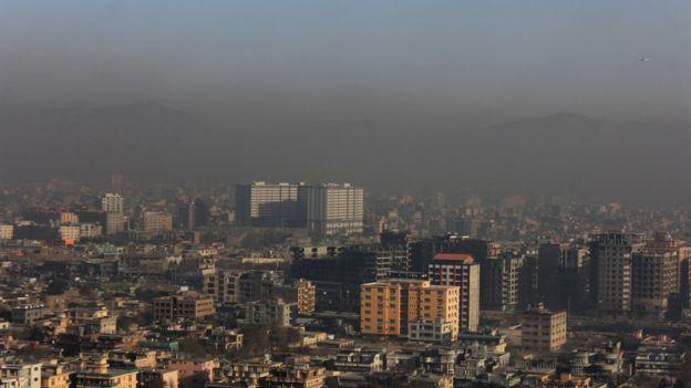 آلودگی هوایی کابل