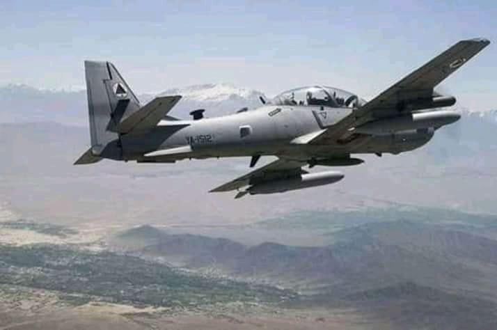 ۲۵ جنگجوی طالبان در حملات «پیشگیرانه»ی نیروهای هوایی در سرپل کشته شدند