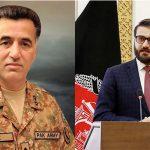 محب با مقامهای پاکستانی روی عادیسازی روابط کابل - اسلامآباد صحبت کرد